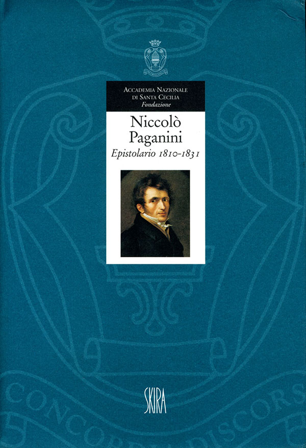 Epistolario vol. I: 1810-1831
