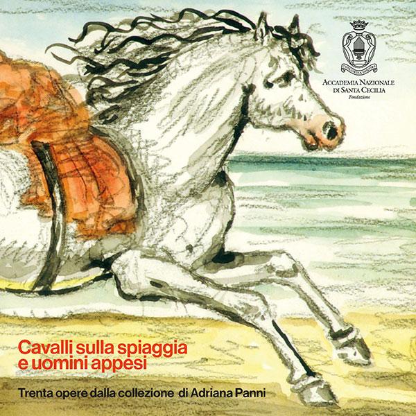 Cavalli sulla spiaggia e uomini appesi. Trenta opere dalla collezione di Adriana Panni