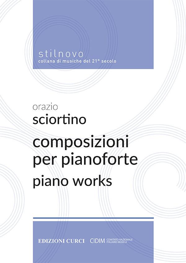 Composizioni per pianoforte / Piano Works