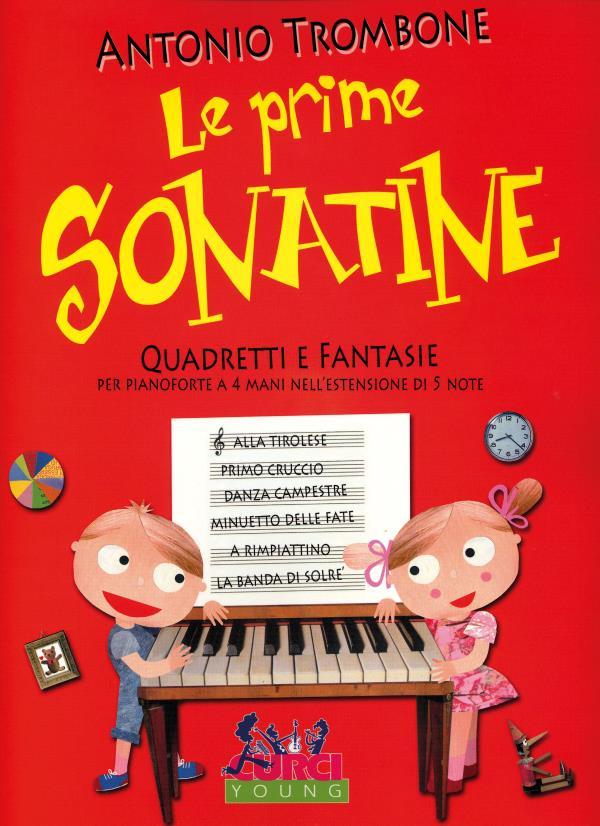 Le prime sonatine