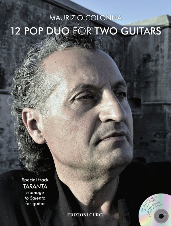 12 Pop Duo for Two Guitars