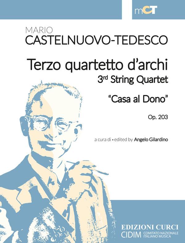 Terzo quartetto d'archi / 3rd String Quartet