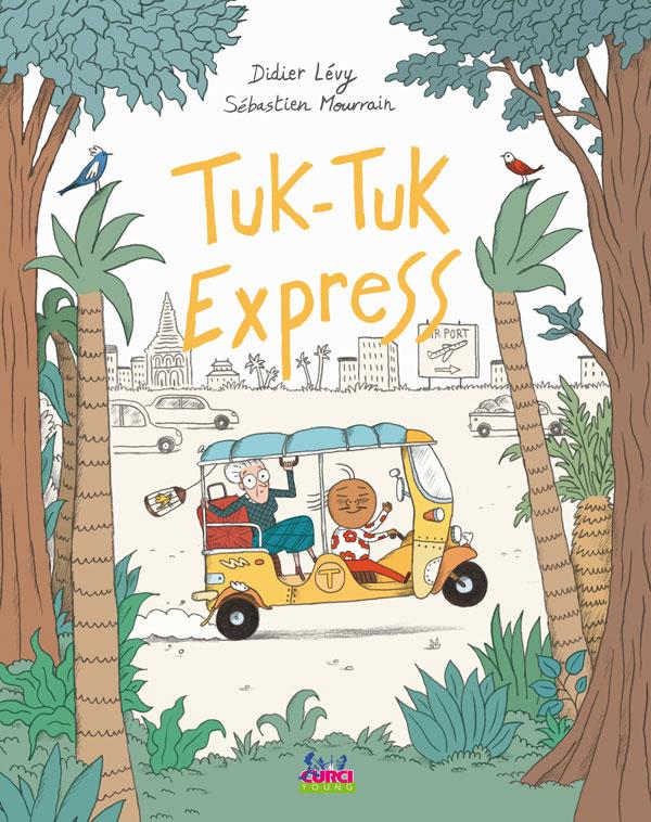 Tuk -Tuk Express
