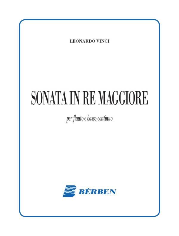 Sonata in re maggiore
