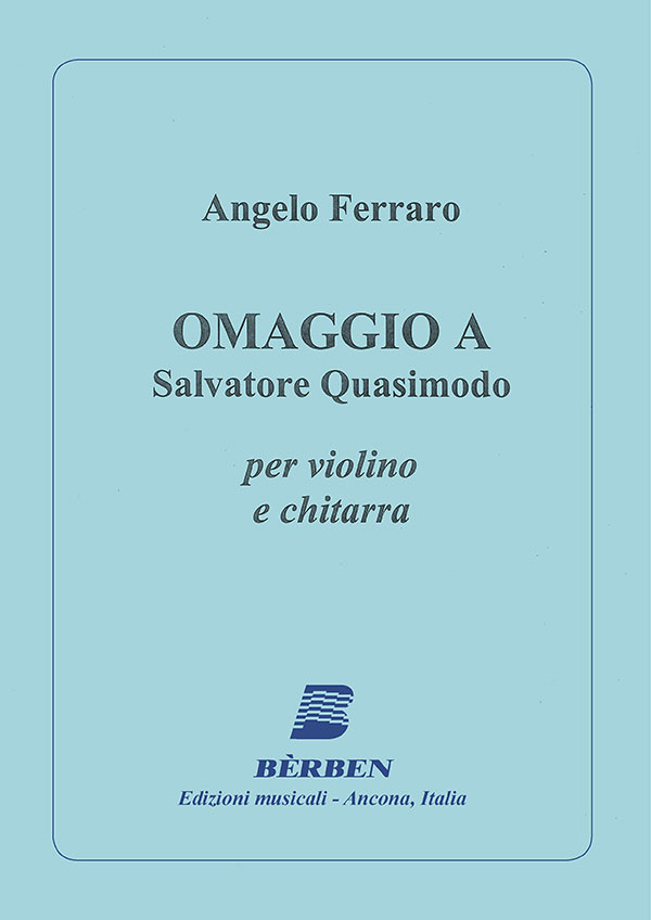 Omaggio a Salvatore Quasimodo