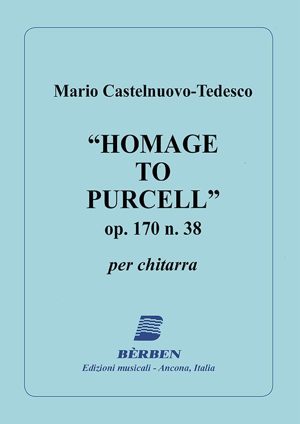 Homage to Purcell op. 107 n. 38