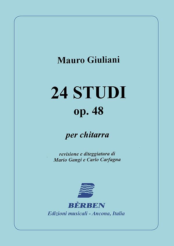 Ventiquattro studi op. 48