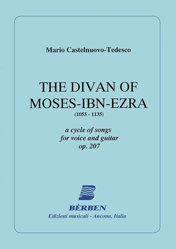 The divan of Moses-Ibn-Ezra op.207