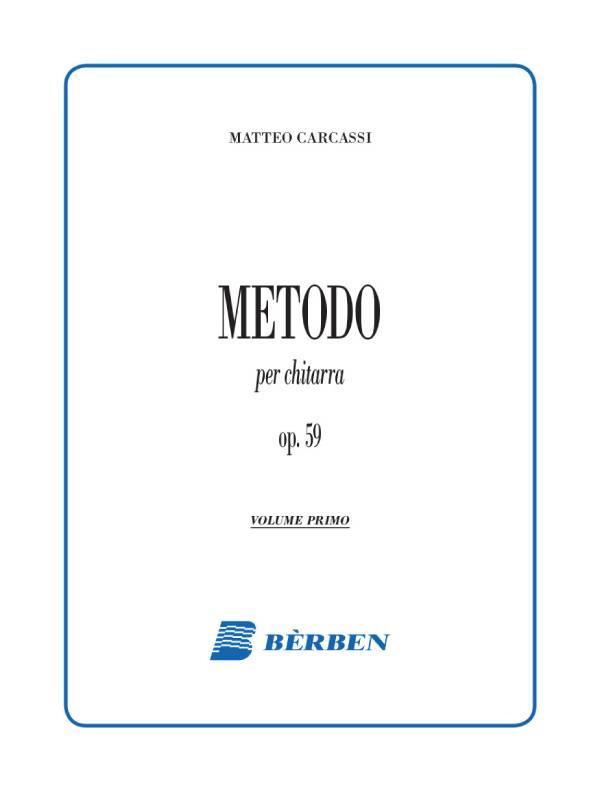 Metodo per chitarra op. 59