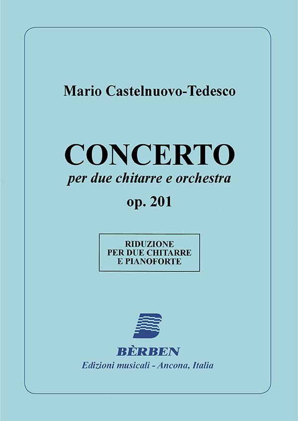 Concerto op. 201