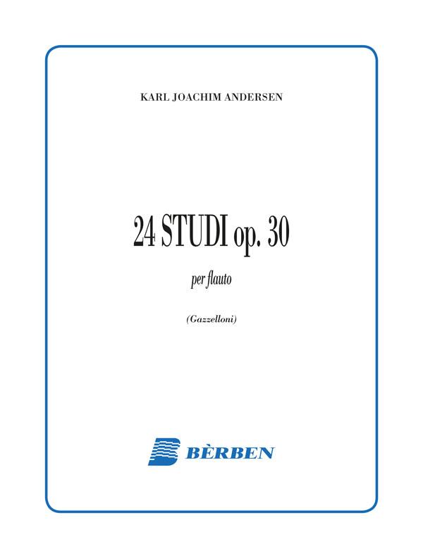 24 Studi op. 30