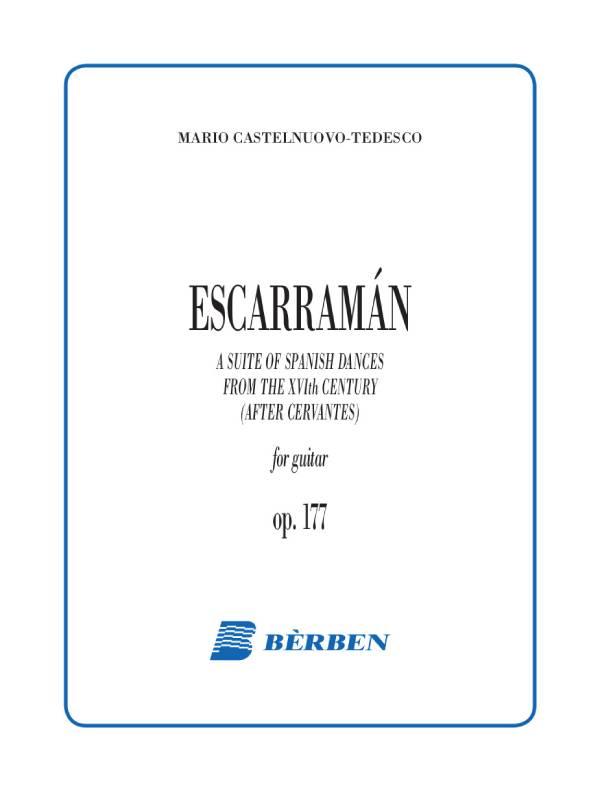 Escarramán op. 177