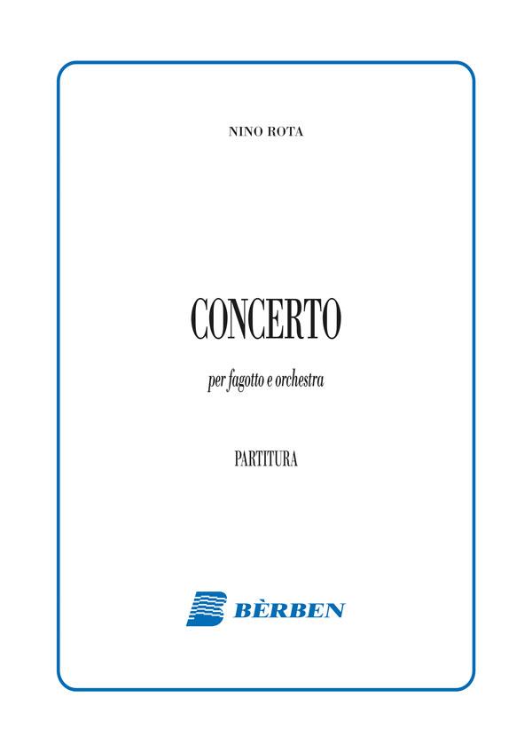 Concerto per fagotto e orchestra