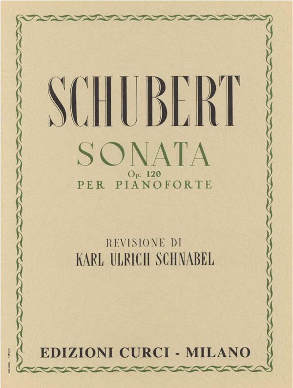 Sonata op. 120