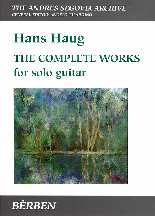 The complete works for solo guitar