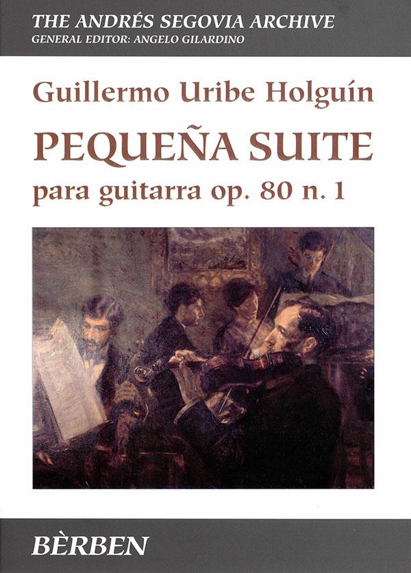 Pequeña suite Op. 80 n. 1