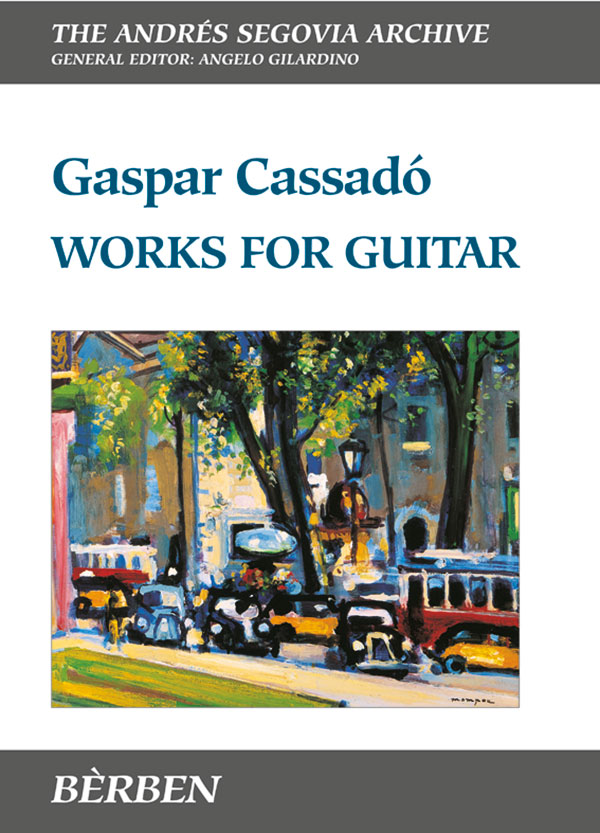 Works for guitar