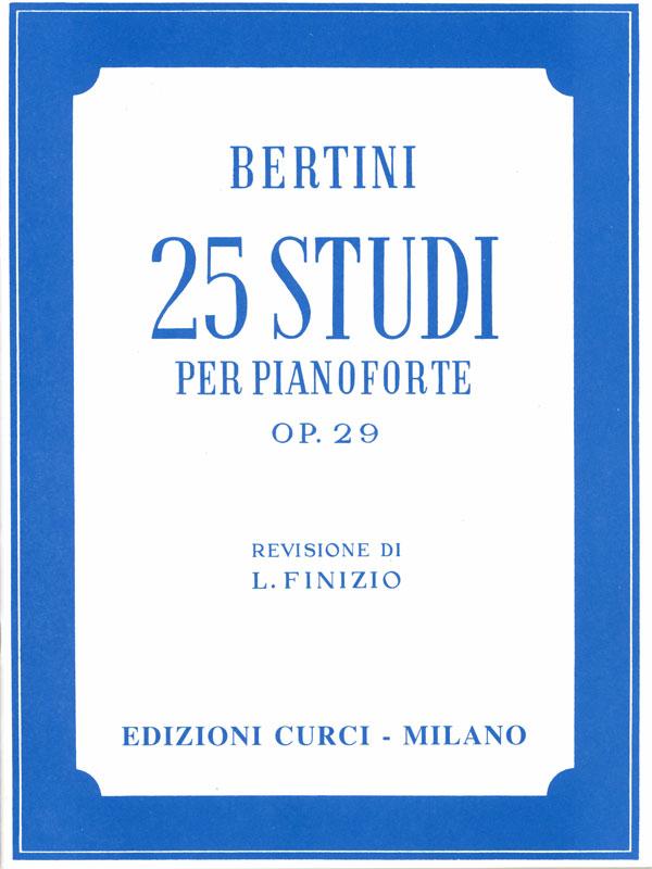 25 Studi op. 29