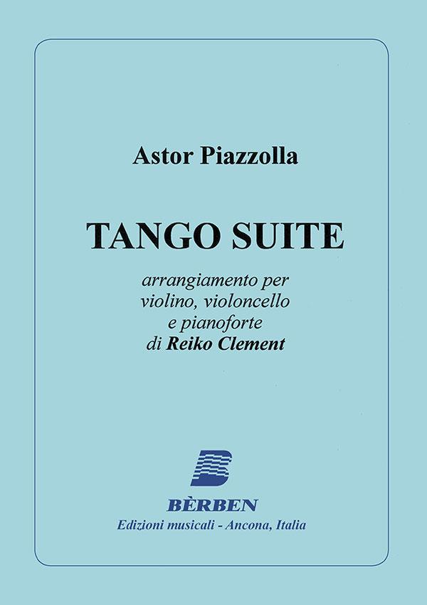 Tango suite per violino, violoncello e pianoforte