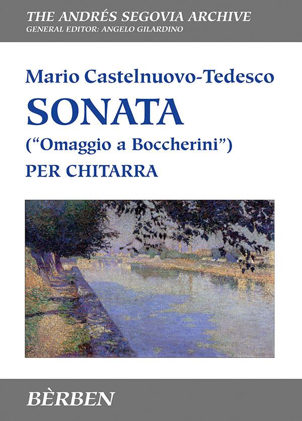 Sonata Omaggio a Boccherini op.77