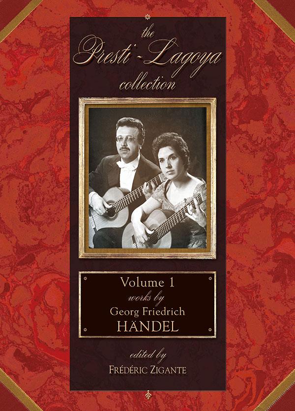 Works by Georg Fiedrich Händel