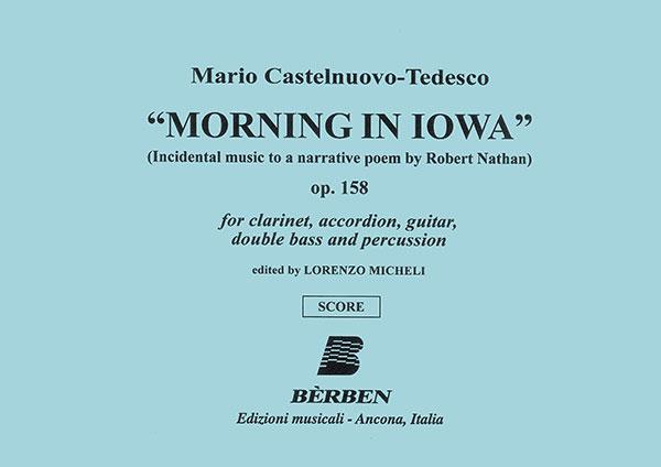Morning in Iowa op. 158