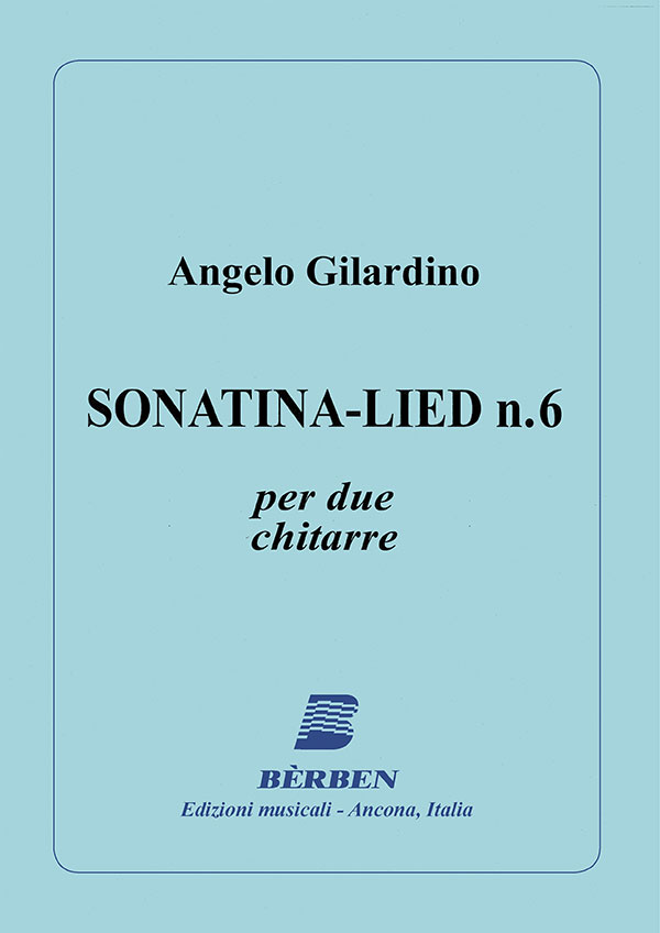 Sonatina-Lied n. 6