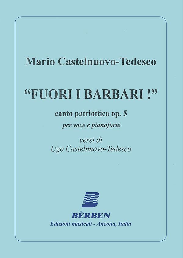 Fuori i Barbari! Op. 5