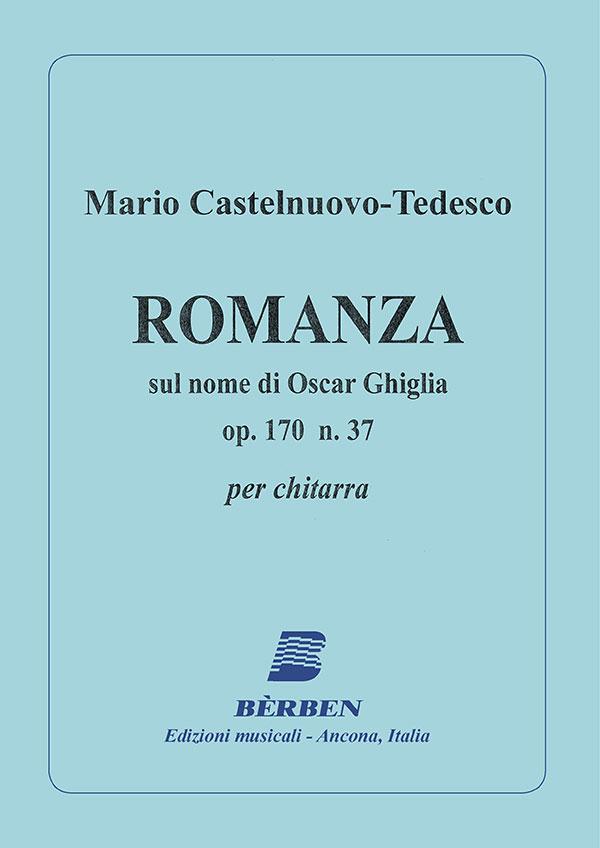 Romanza op. 170 n. 37