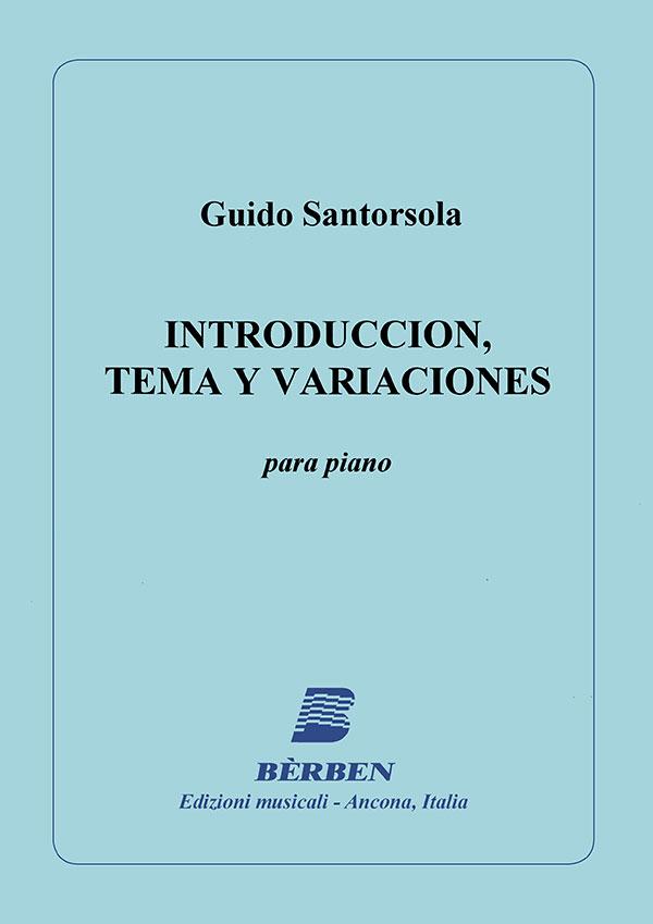 Introduccion, tema y variaciones