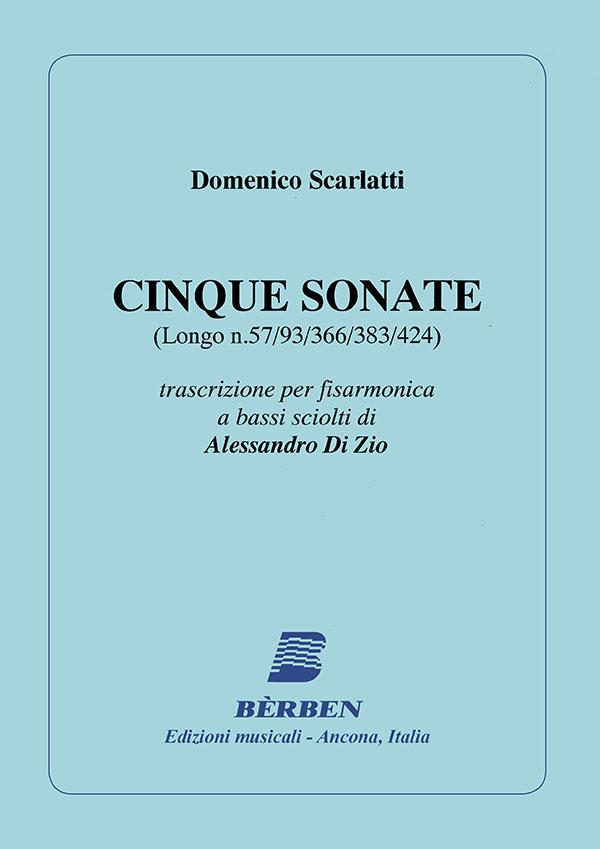 Cinque sonate