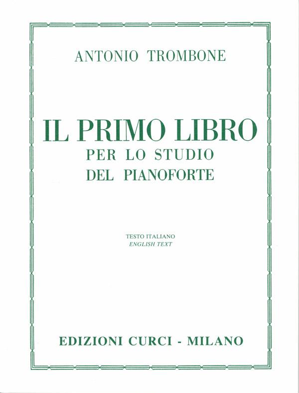 Il primo libro per lo studio del pianoforte