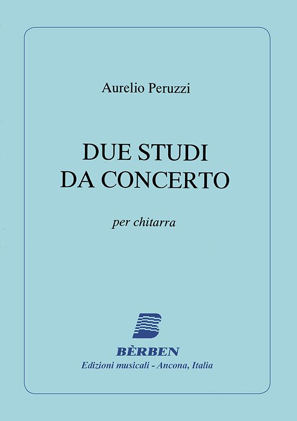 Due studi da concerto