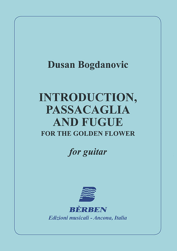 Introduction, passacaglia and fugue for the golden flower