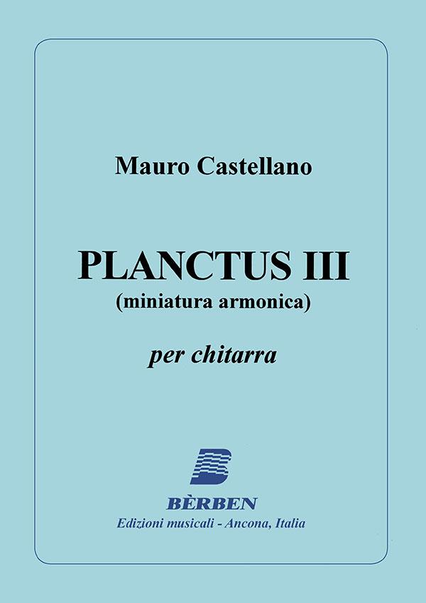 Planctus III