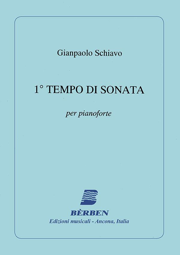 1° tempo di sonata