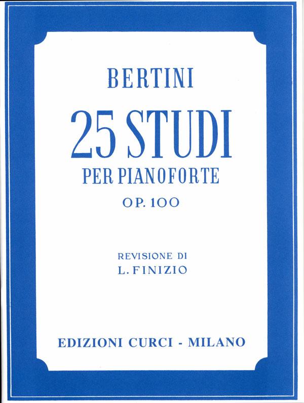 25 Studi op. 100