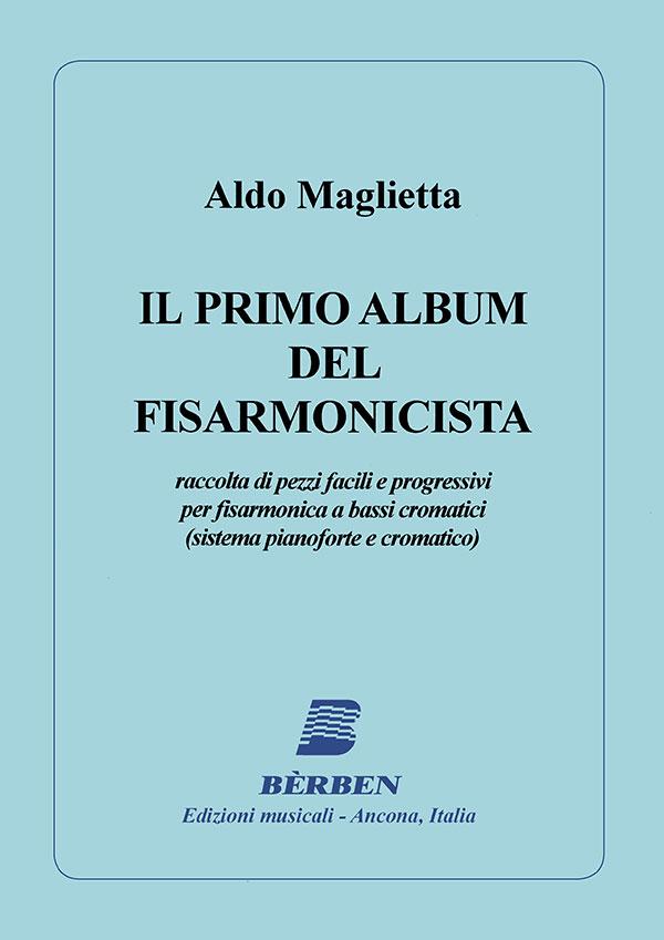 Il primo album del fisarmonicista