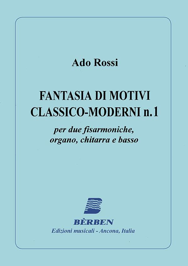 Fantasia di motivi classico-moderni n. 1