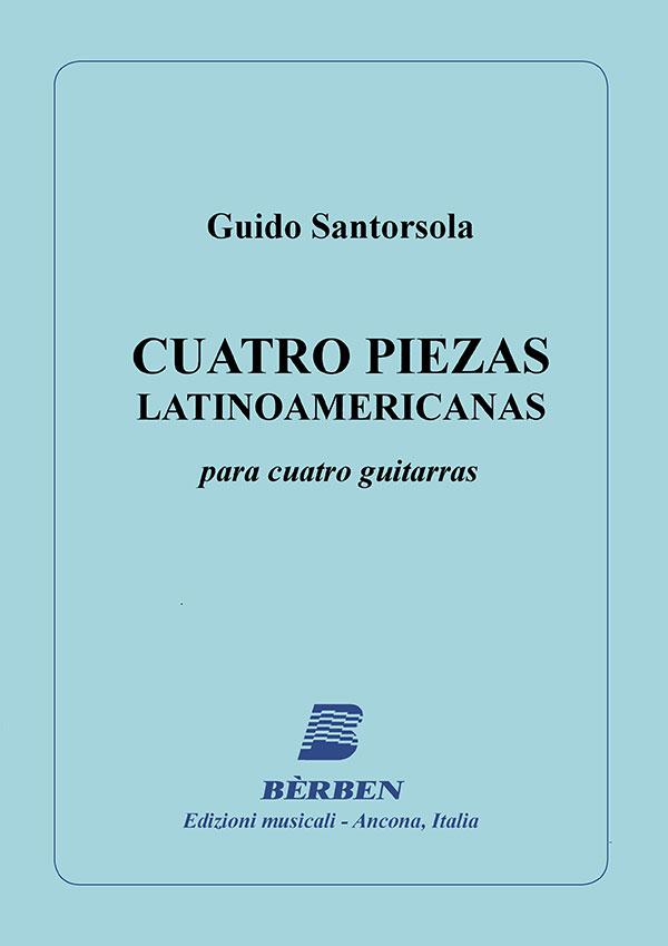 Cuatro piezas latinoamericanas