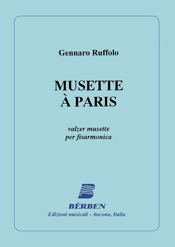 Musette a Paris