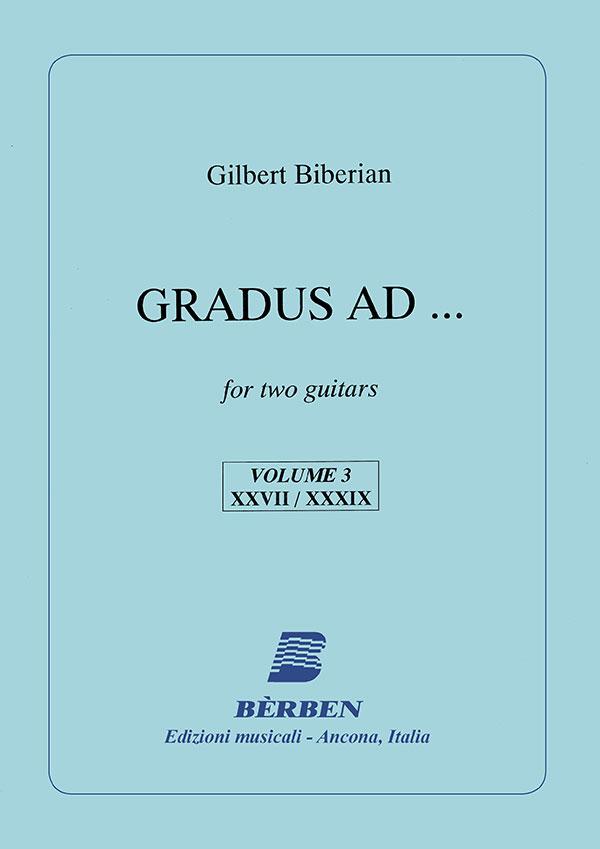 Gradus ad...