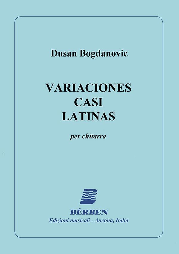 Variaciones casi latinas