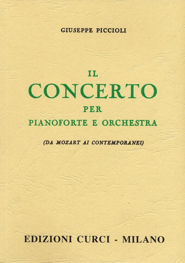 Il concerto per pianoforte e orchestra