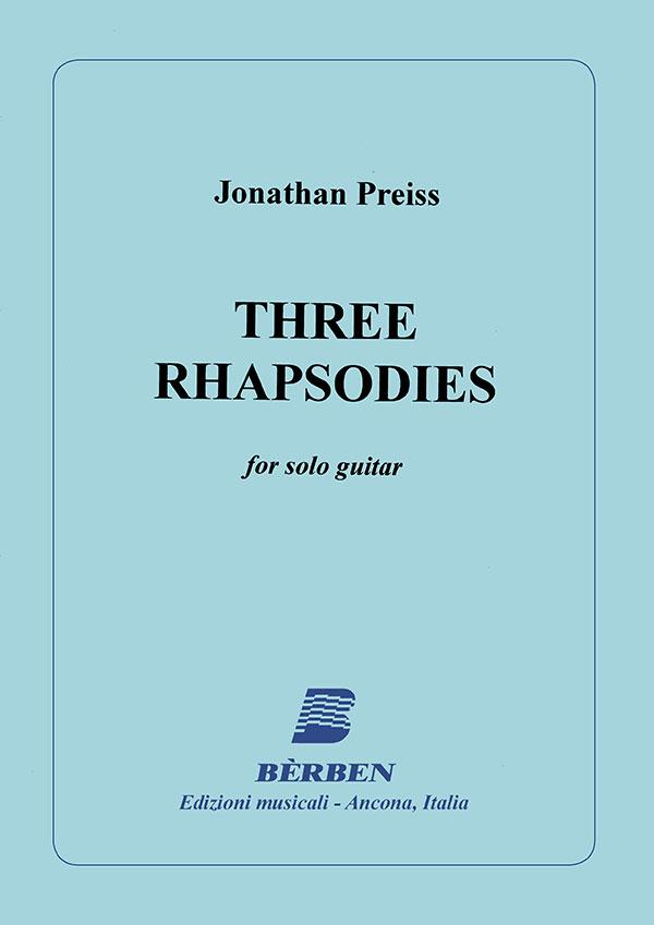 Three Rhapsodies