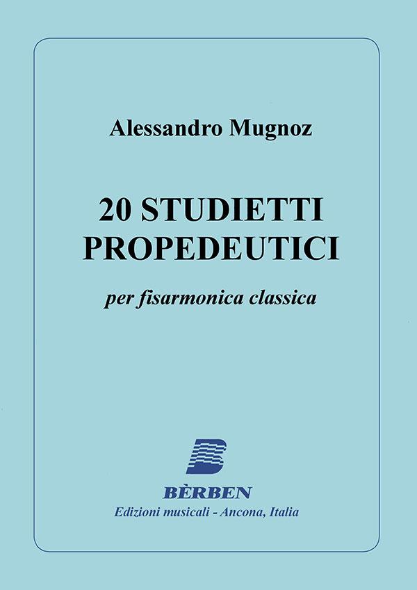 20 studietti propedeutici