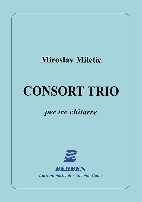 Consort trio