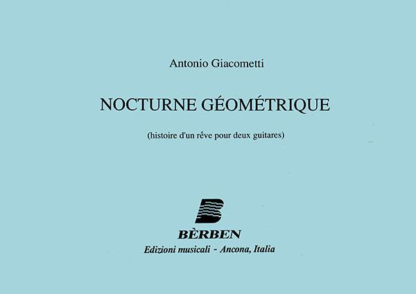 Nocturne géométrique