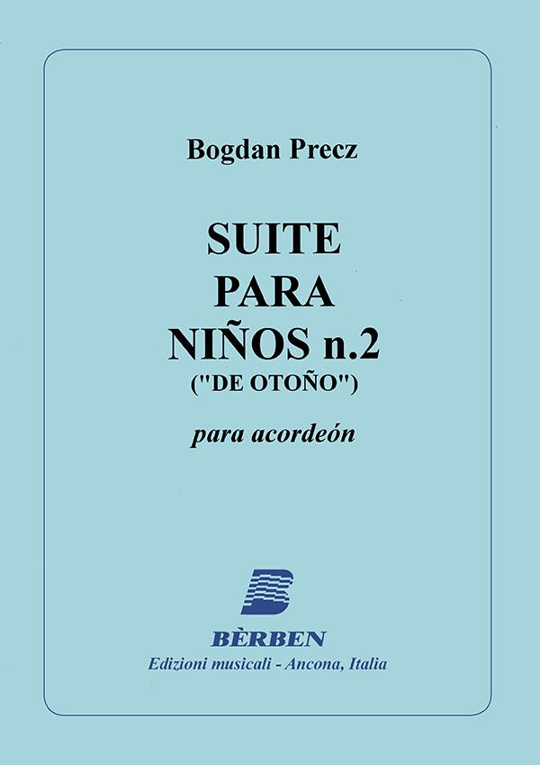 Suite para ninos n. 2