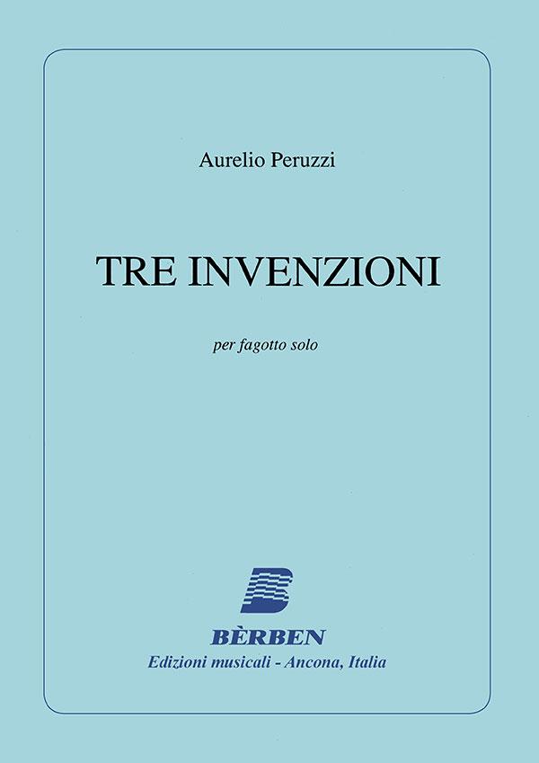 Tre invenzioni